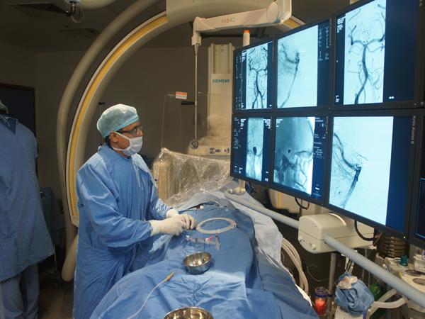chirurgie endovasculara