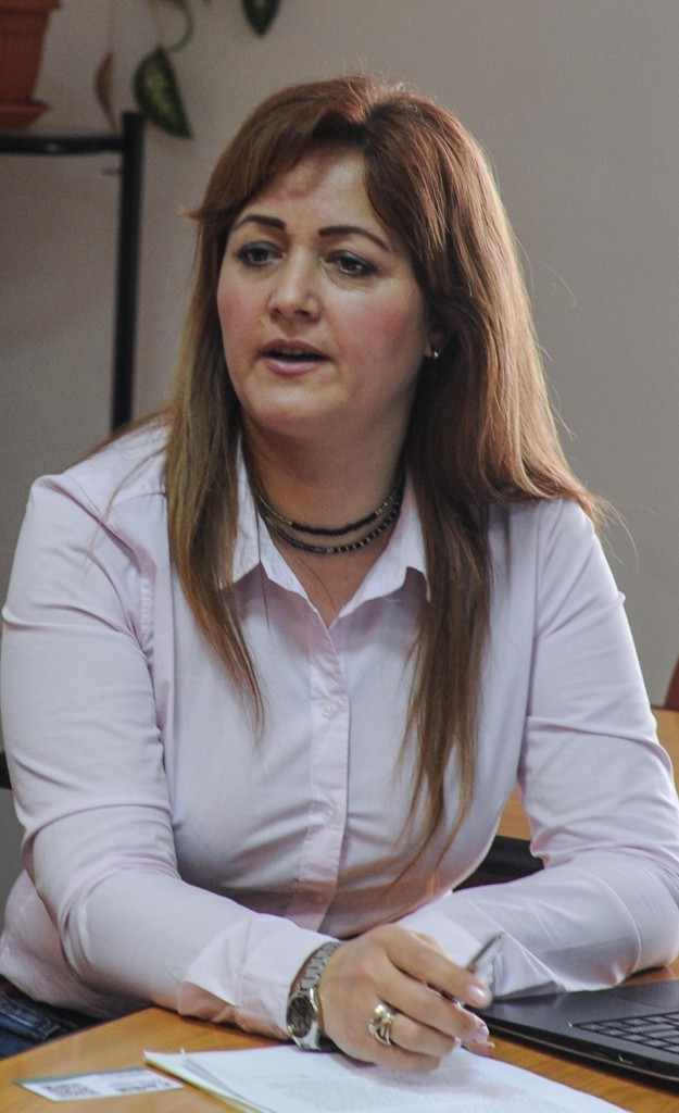 Delia Barbu director executiv APD Timis 04
