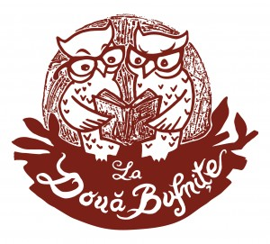 Logo La doua Bufnite color