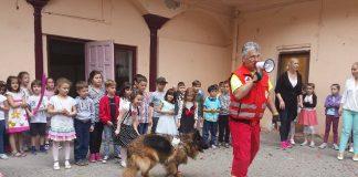 demonstratie dresaj canin