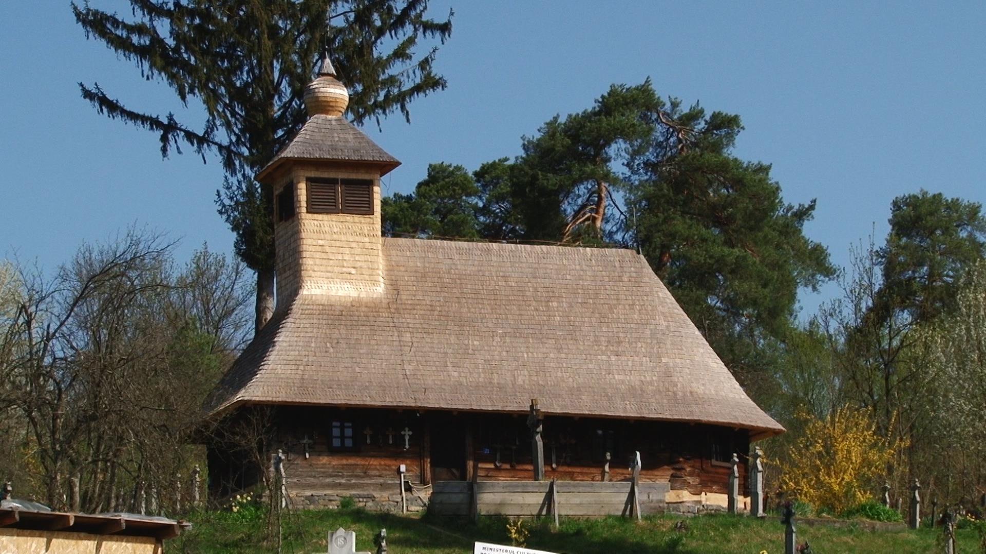 Biserica de lemn din Jold