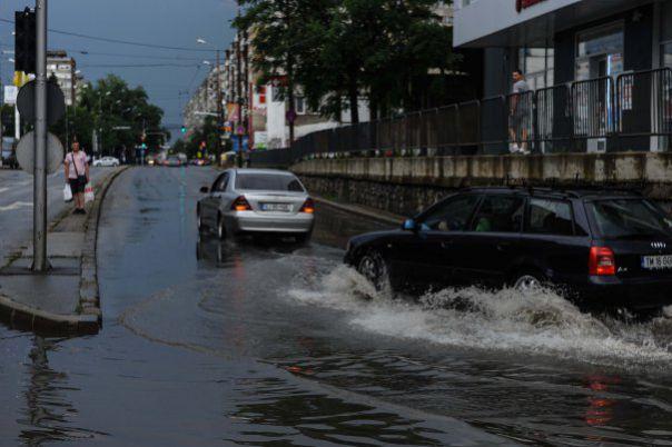 Timisoara-pasaj-inundat