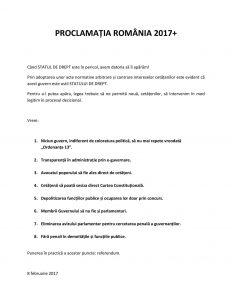 Proclamatie 3