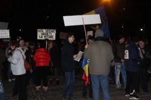 Protest Resita 3