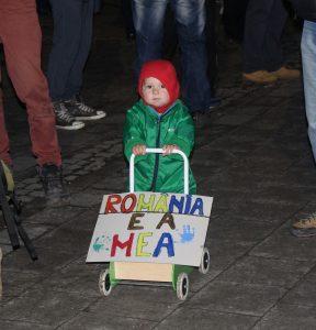 Protest Resita 5