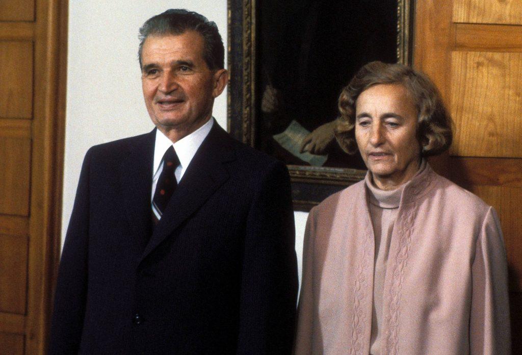 Ceausescu-elena