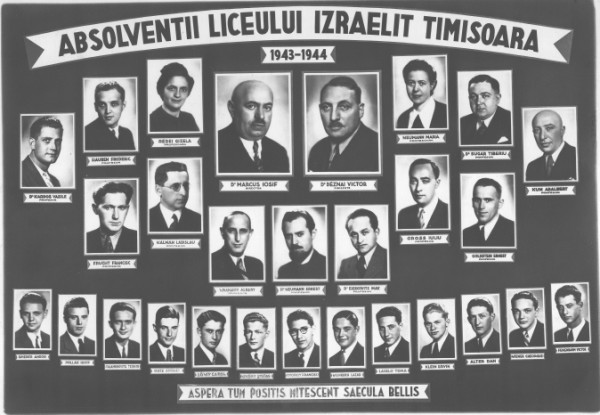 absolventi ai liceului israelit