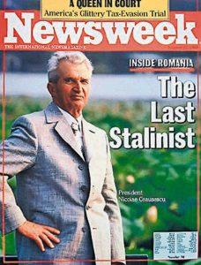 ceausescu-newsweek