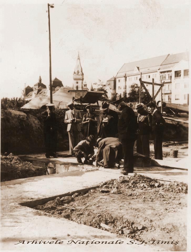 fundatia catedralei