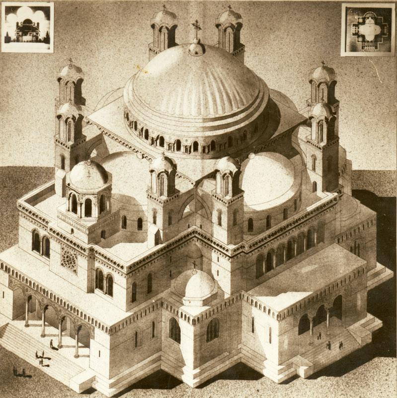 Catedrala-ortodoxa-Timisoara-1935