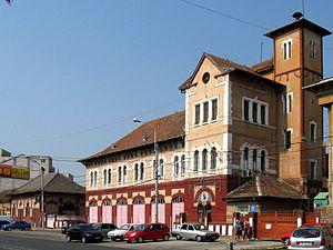Cazarma_pompierilor_Timisoara