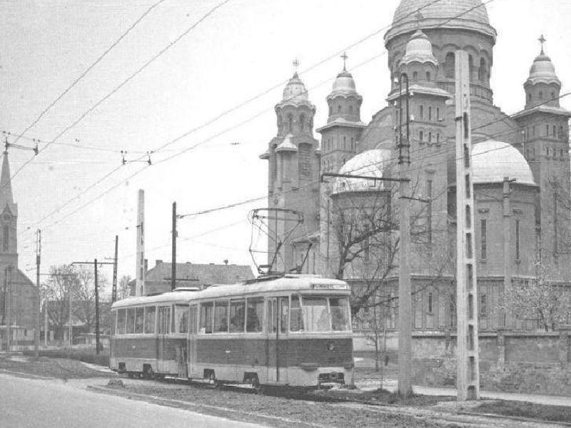 biserica mehala tramvai 4