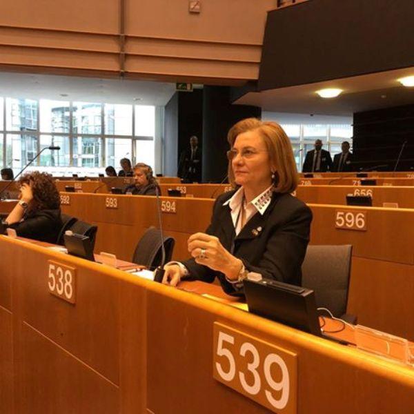 Piata alimentara din Timis - Maria Grapini in Parlamentul European