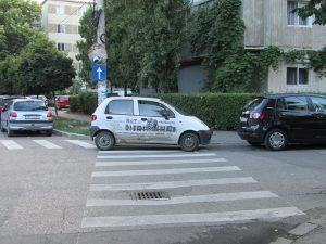 mașina trecere