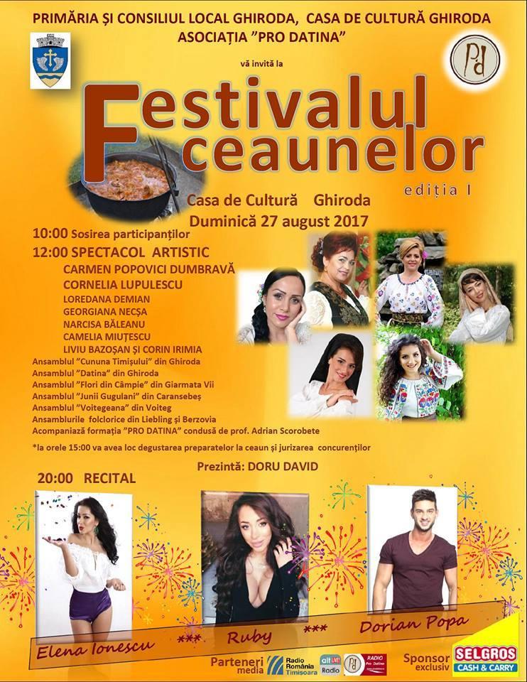 Festivalul-Ceaunelor
