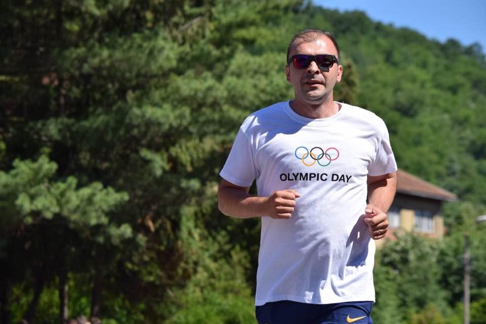 Felix Borcean olimpic Day
