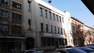 Clădire de 1 mil euro scoasa la vanzare de Telekom 2