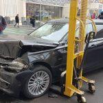 Corneliu Murgu a intrat cu mașina în clădirea Operei Tim (1)