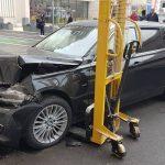 Corneliu Murgu a intrat cu mașina în clădirea Operei Tim (4)