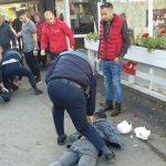 Scandal cu bătaie si cutie in Complexul Studentesc (17)