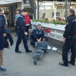 Scandal cu bătaie si cutie in Complexul Studentesc (7)