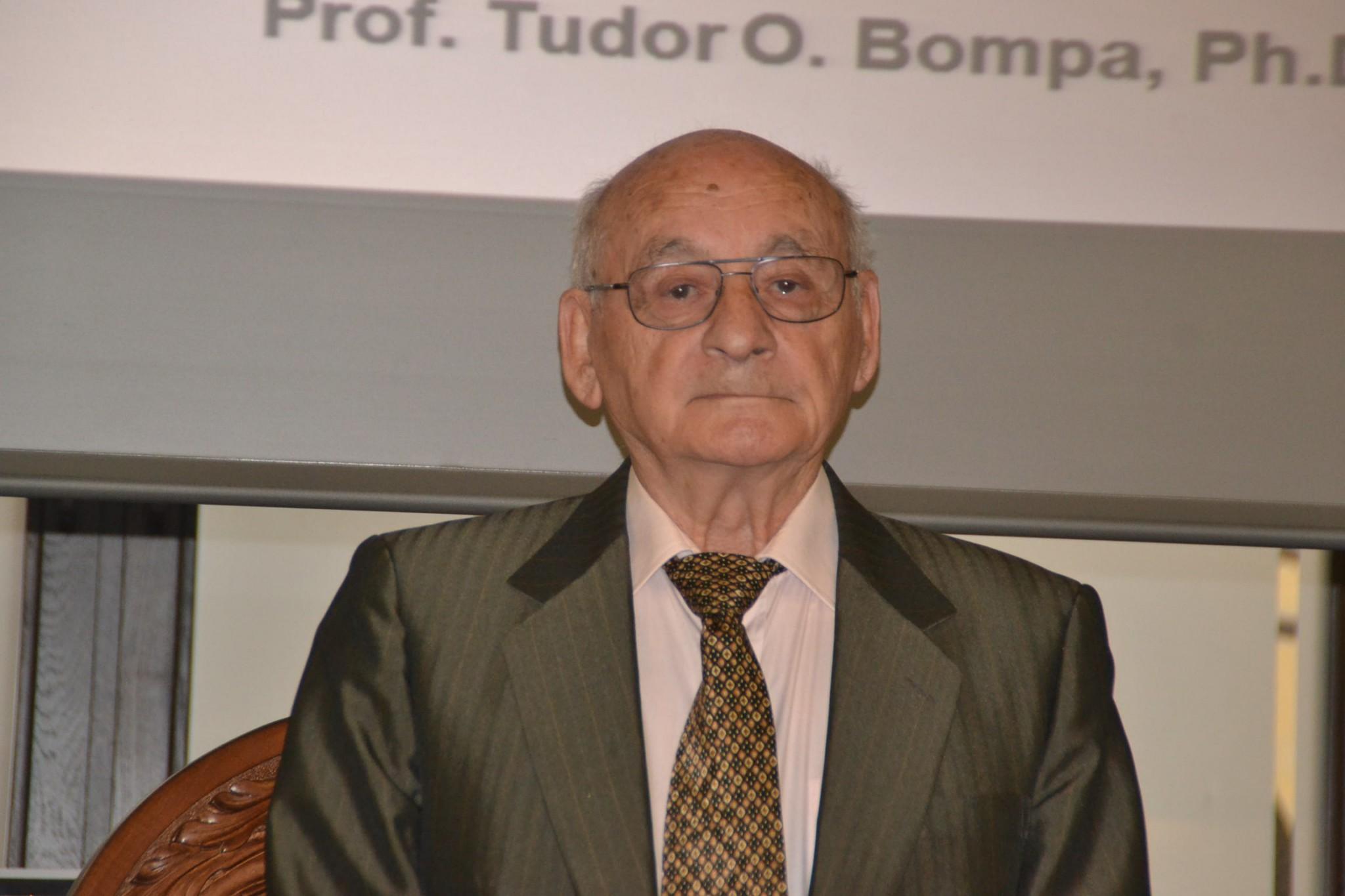 tudor bompa  Tudor Bompa, omul care a dus sportul în era științei, este Doctor ...