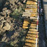Intervenție pirotehnică în comuna Dudeștii Vechi, sat Cheglevici (3)
