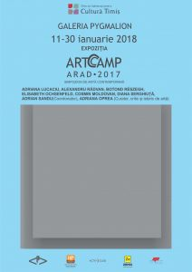 1 afis Art Camp