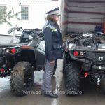 ATV de 10000 de euro furate din Franta depistate la Cenad (3)