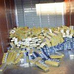 Aproximativ 14.500 pachete cu țigări de contrabandă, confiscate de polițiștii de frontieră maramureșeni (4)