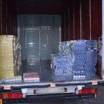 Aproximativ 14.500 pachete cu țigări de contrabandă, confiscate de polițiștii de frontieră maramureșeni (5)