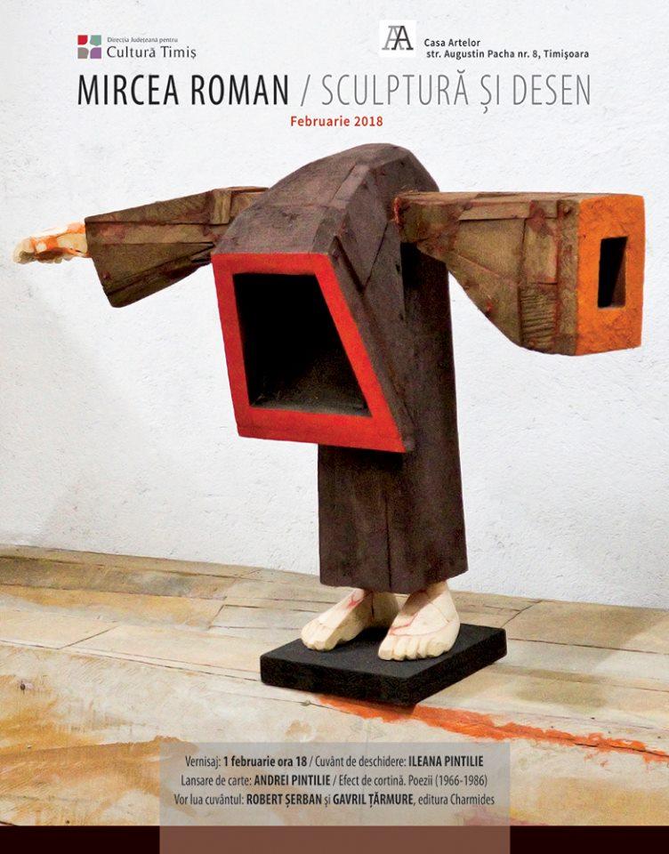 Mircea Roman expozitie sculptura (1)