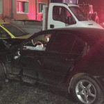 accident masina lovita