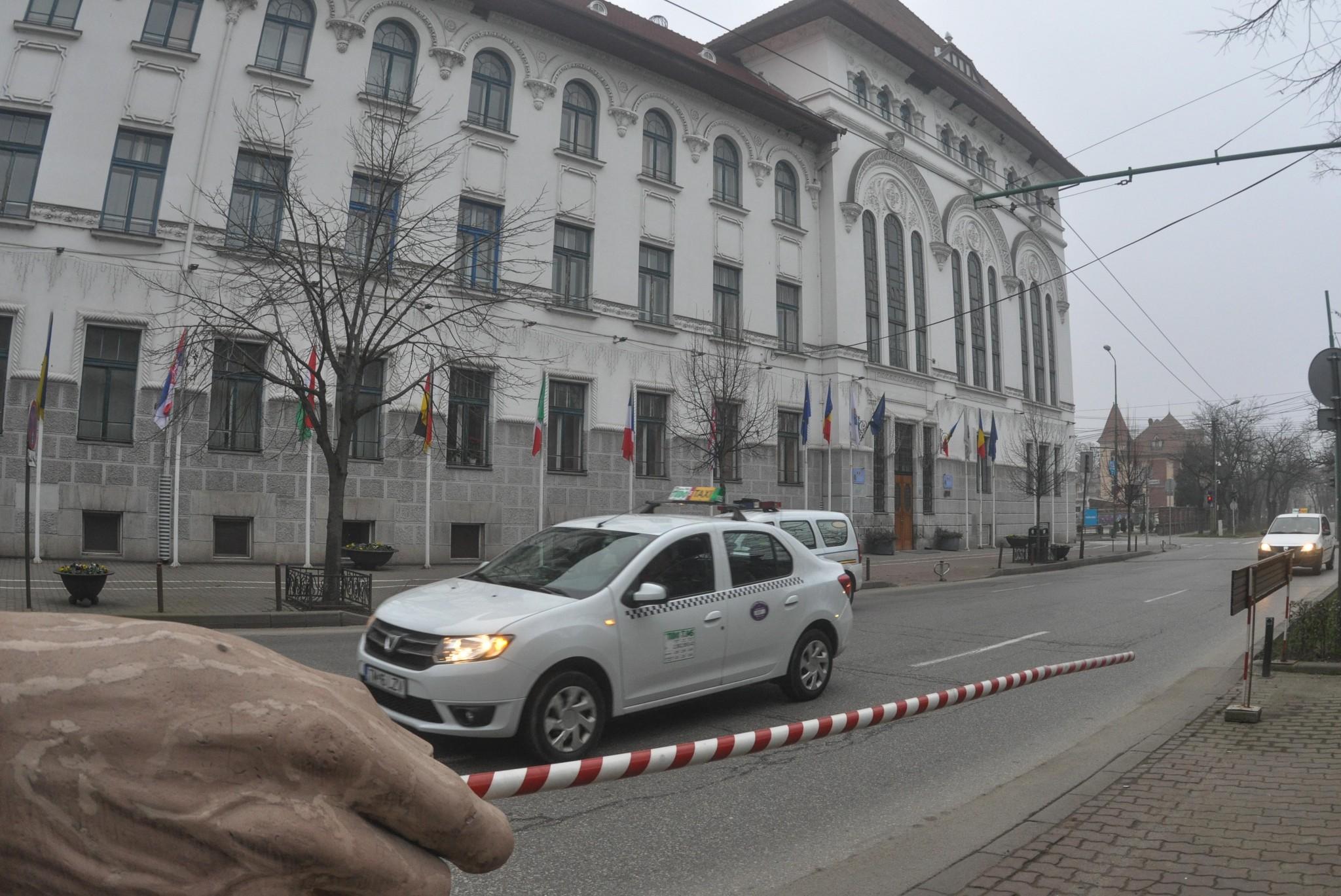 Protest Taximetristi: Protest Pe Străzile Timișoarei, Vezi Cine E Nemulțumit De