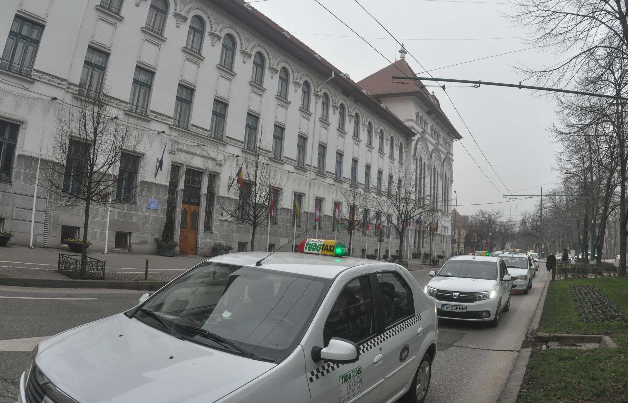 Protest Taximetristi: Nou Protest? Taximetriştii Au Cerut Oficial Să