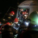 5Accident auto între un autotren și un utilaj de deszăpezire, în orașul Recaș