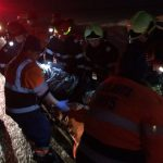 Accident auto între un autotren și un utilaj de deszăpezire, în orașul Recaș6