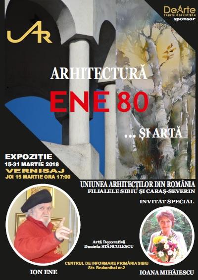 Afiș Ioana Mihăescu
