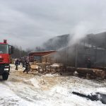 incendiu depozit de lemn Cuptoare (3)