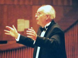 Damian Vulpe dirijor