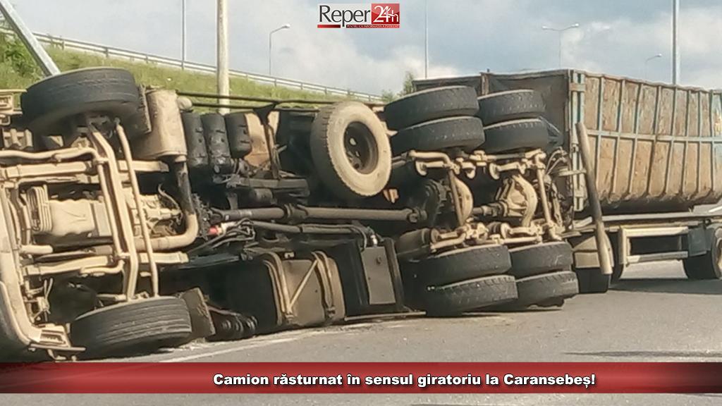 camionrasturnat