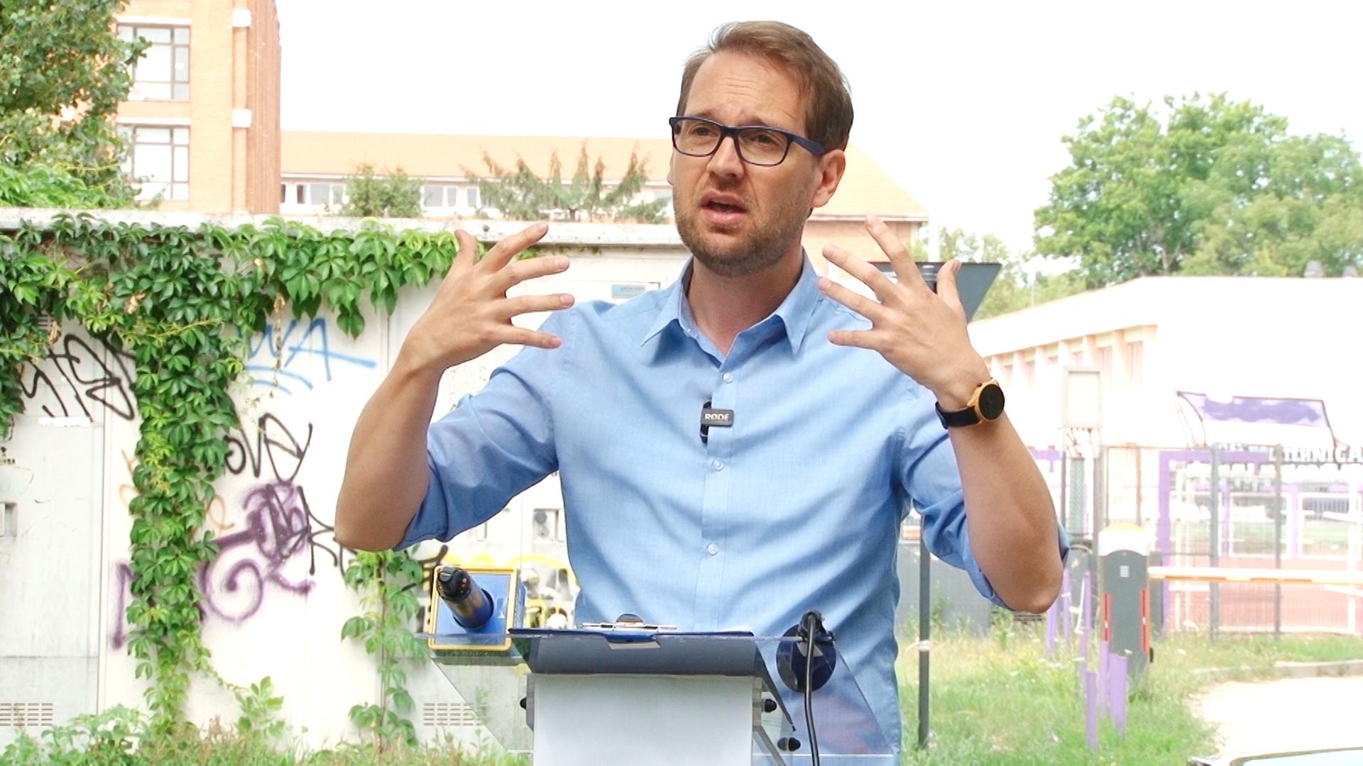 """Dominic Fritz: """"Vom descentraliza complet Primăria ...   Dominic Fritz"""